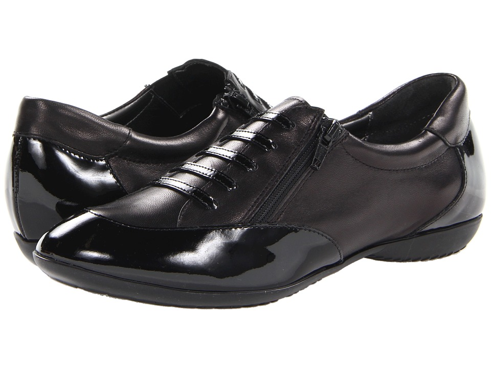 Sesto Meucci - Brydie (Black Nappa Leather) Women's Shoes
