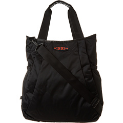 SALE! $84.99 - Save $45 on Keen Kanga Yoga Tote (Black Hot Coral) Bags and Luggage - 34.62% OFF $130.00