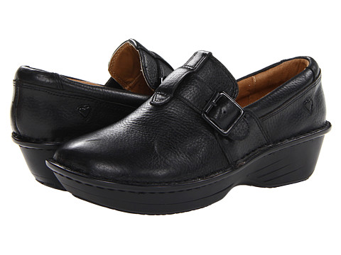 Nurse Mates - Gelsey (Black) Women's Clog Shoes