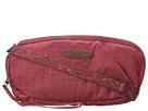 Keen Hazel Wristlet Wallet (Tawny Port)
