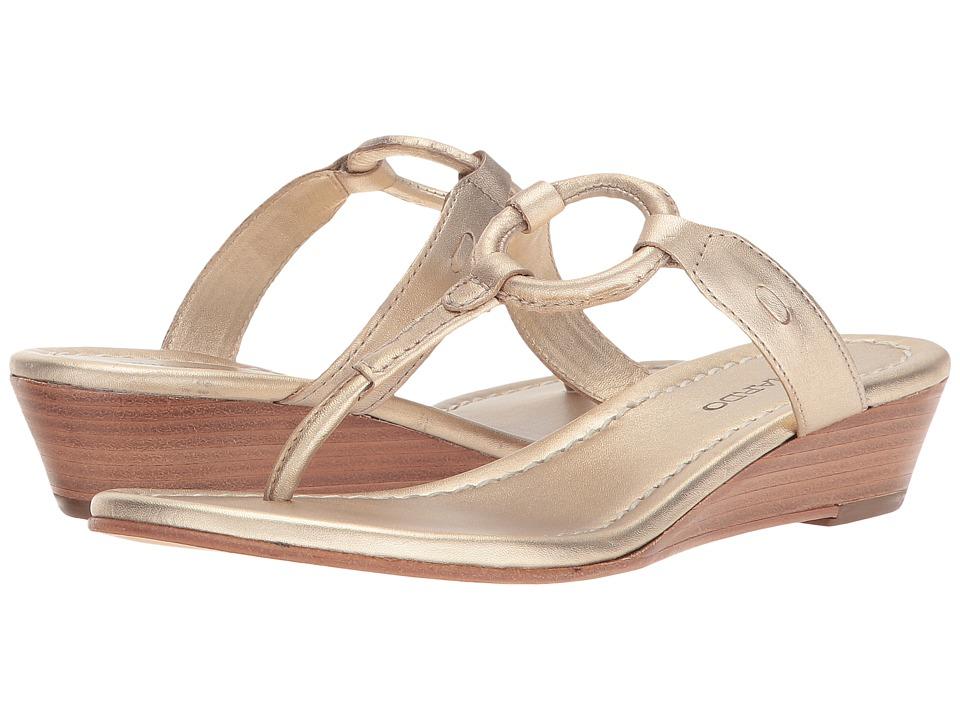 Image of Bernardo - Matrix Metallic (Platinum Metallic) Women's Sandals