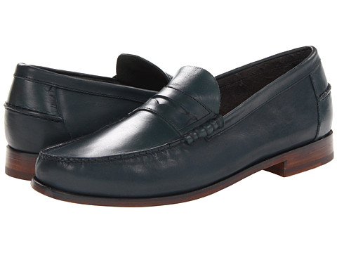 Florsheim by Duckie Brown - Penny Loafer (Chalk Blue) Men's Shoes