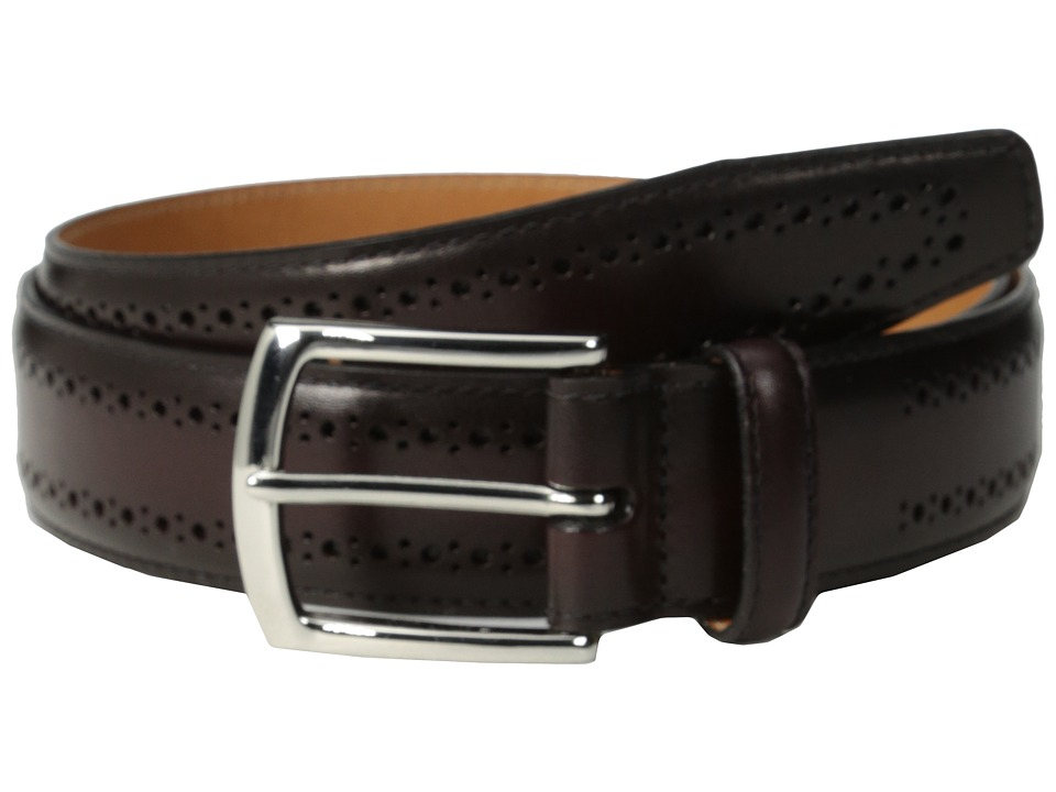 Allen-Edmonds - Manistee (Merlot Calf) Men's Belts