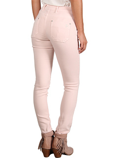 SALE! $86.99 - Save $102 on MiH Jeans Bonn High Rise Super Skinny in Ice Pink Pop (Ice Pink Pop) Apparel - 53.97% OFF $189.00