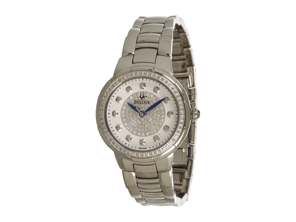 Bulova Ladies Diamonds - 96R168 Watches