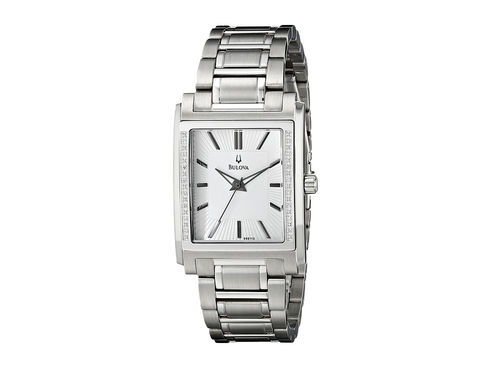 Bulova Mens Diamonds - 96E113 Watches