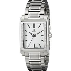 Bulova Mens Diamonds - 96E113 (White) Watches