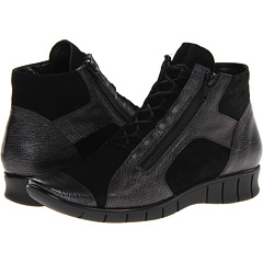 Sesto Meucci Carlye (Black Velour) Footwear