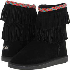 Ukala Sydney Noelle Low (Black) Footwear