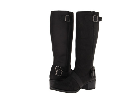 Durango - Charlotte 14 Engineer (Black) Cowboy Boots