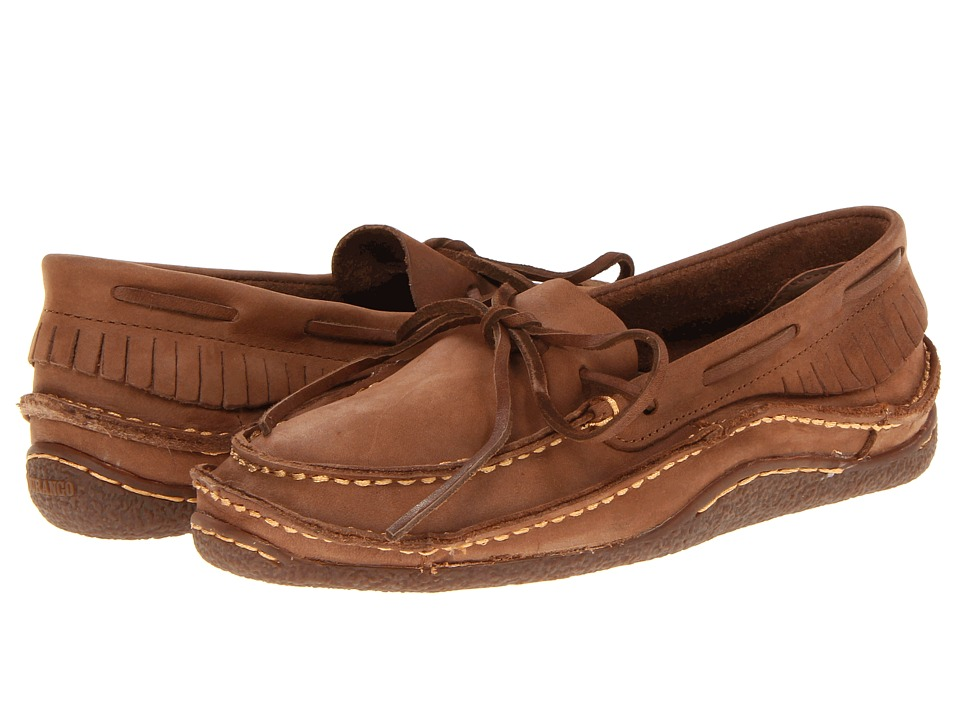 Durango - Santa Fe Low Moccasin (Desert Tan) Women's Shoes