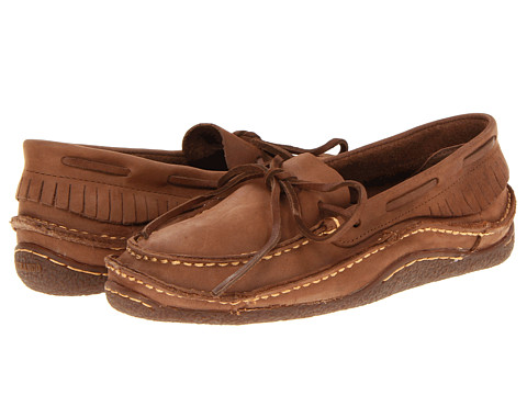 Durango - Santa Fe Low Moccasin (Desert Tan) Women