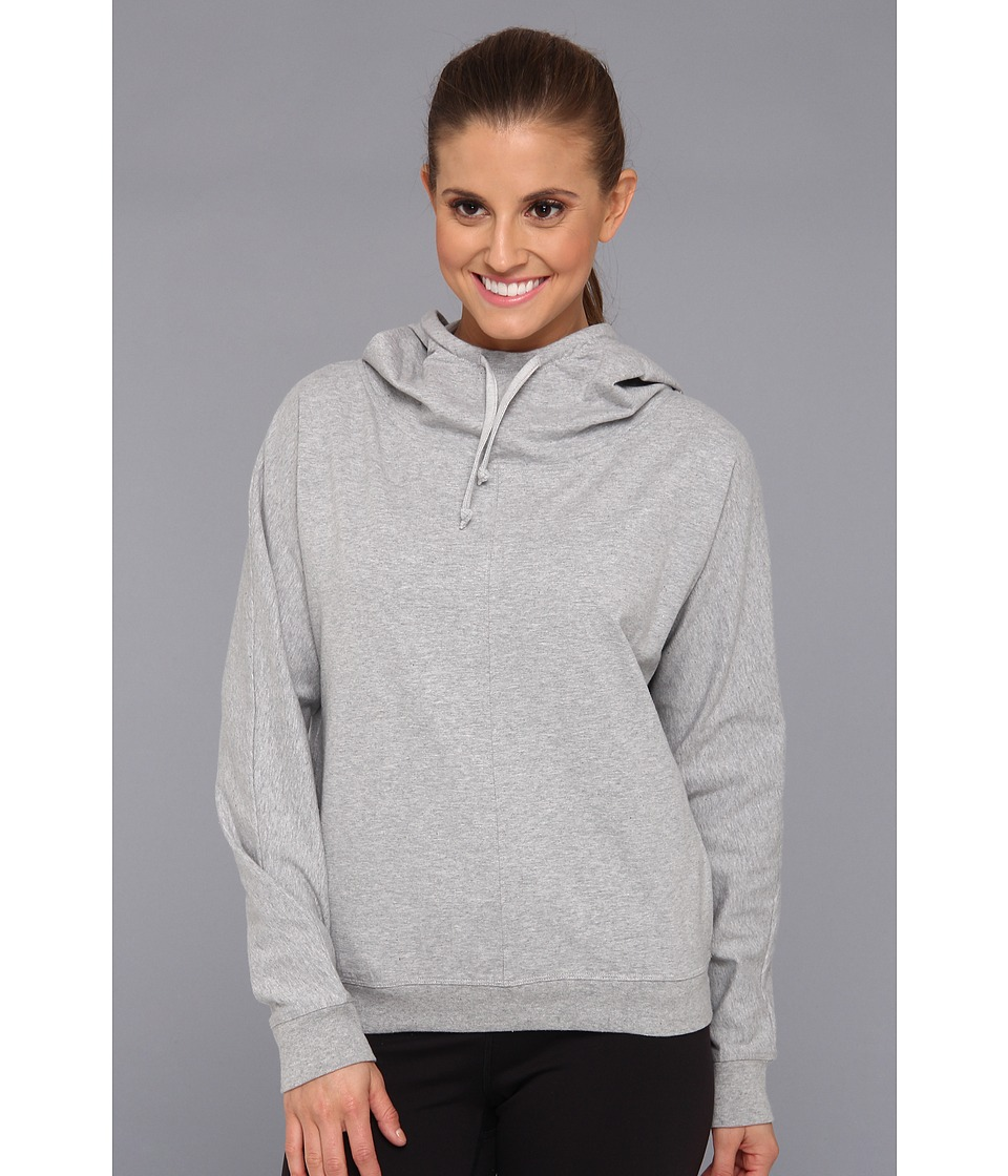 Ryka - Funnel Hoodie (Chrome Silver) Women's Clothing