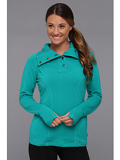 SALE! $29.99 - Save $39 on Ryka Snap Pullover (Dynasty Green) Apparel - 56.54% OFF $69.00