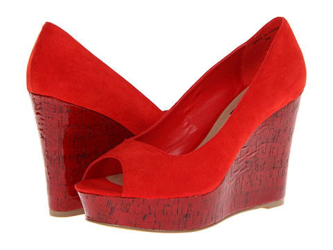 Lumiani International Collection Opal (Red) Women's Wedge Shoes