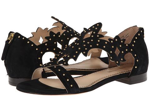 Pour La Victoire - Katia (Black) Women's Dress Sandals
