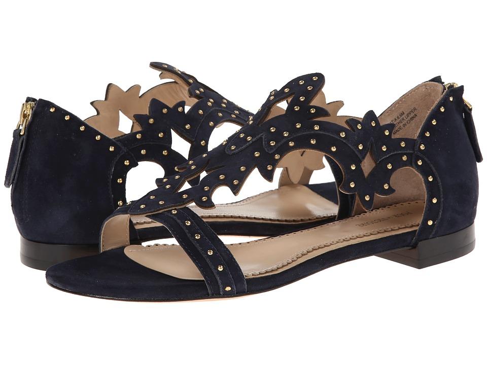 Pour La Victoire - Katia (Navy) Women's Dress Sandals
