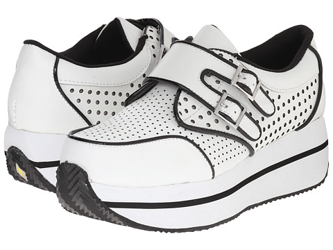 VOLATILE - Take That (White/Black) Women's Shoes