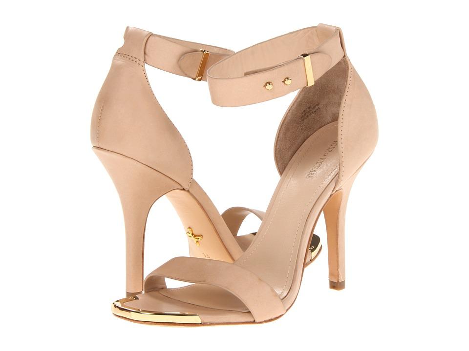 Pour La Victoire - Yaya Dress Sandal (Tan) High Heels