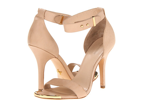 Pour La Victoire - Yaya Dress Sandal (Tan) High Heels
