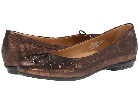 Earth - Bellflower (Bronze Distressed Leather) Women's Shoes