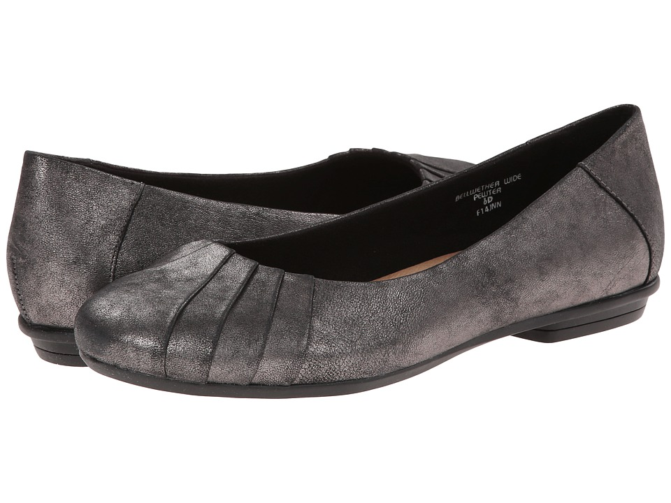 Earth Bellwether (Pewter Distressed Leather) Women