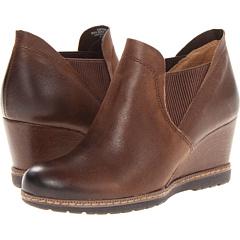 Earth Catamount (Brown Tumbled Full Grain Leather) Footwear