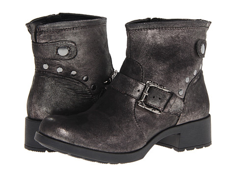 Earth - Redwood (Pewter Distressed Leather) Women