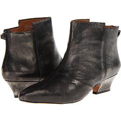 Earthies Del Rey (Pewter Print Metallic) Footwear