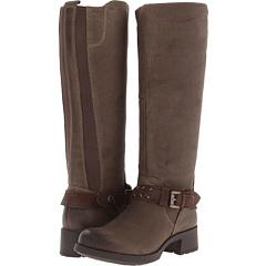 Earth Bigsky (Charcoal Wax Tumbled Nubuck) Footwear