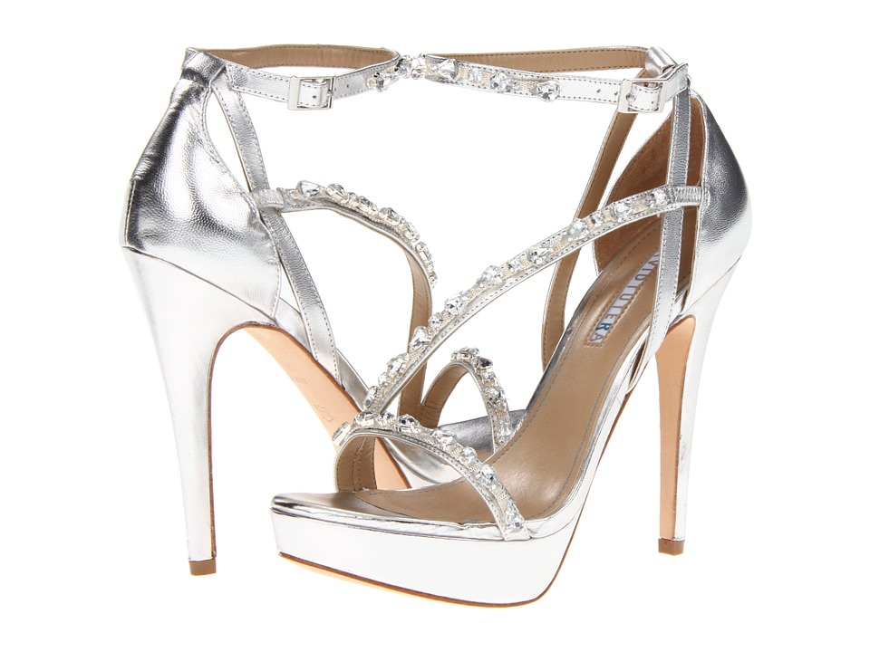 David Tutera - Cascade (Silver Metallic) High Heels