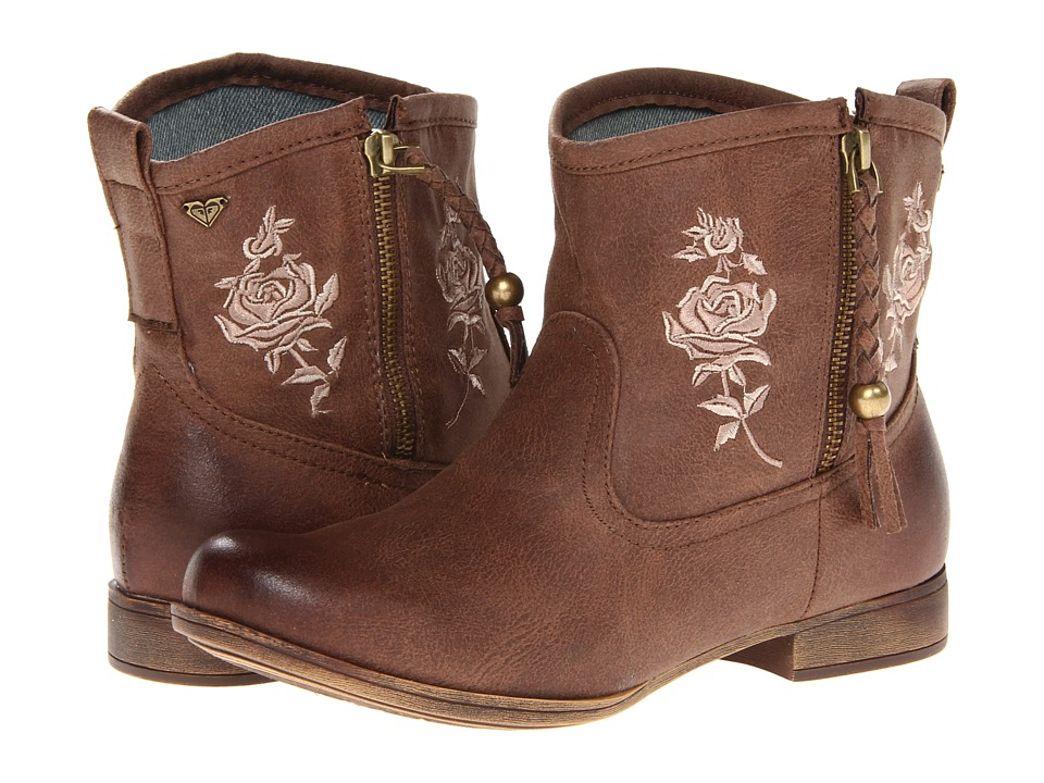 Roxy - Malden (Chocolate) Women's Boots