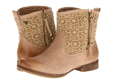 Roxy - Malden (Tan) Women's Boots