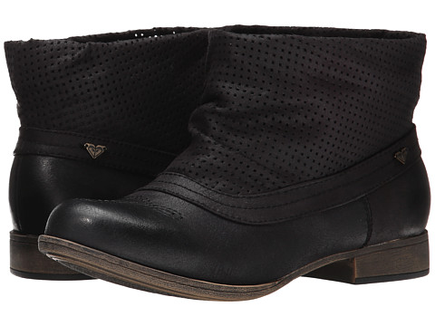 Roxy - Allston (Black) Women's Boots