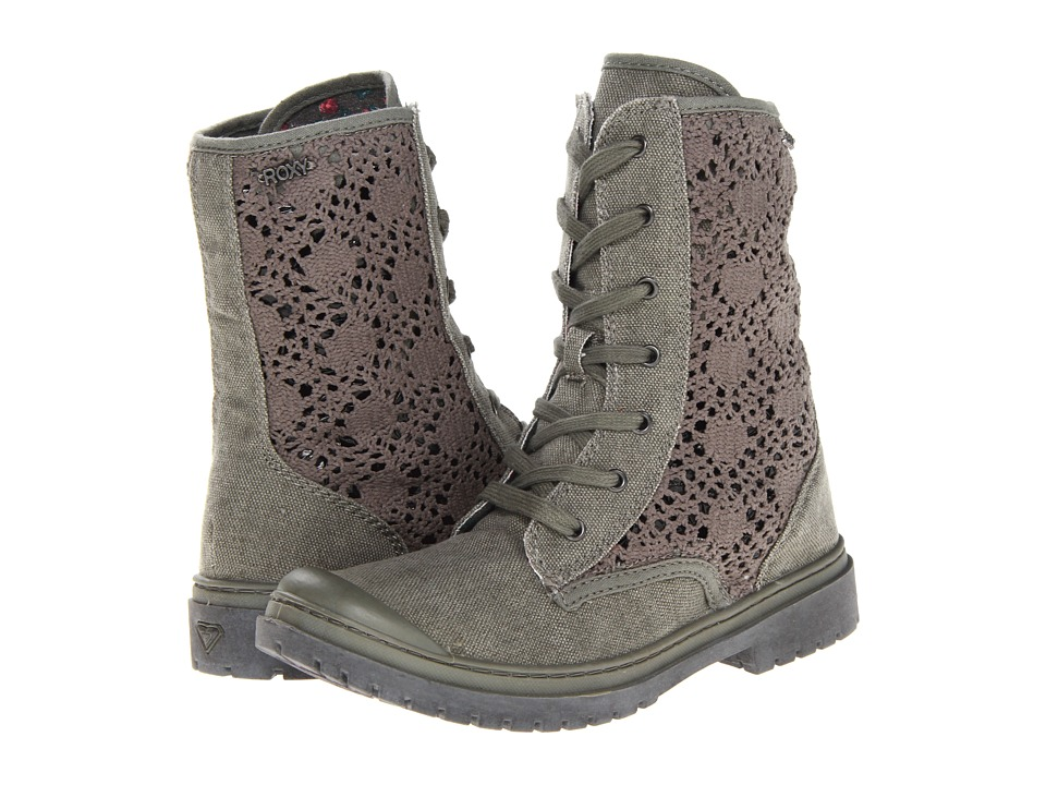 Roxy - Needham (Army Green) Women