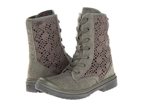 Roxy - Needham (Army Green) Women's Boots