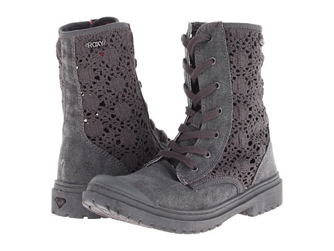 Roxy - Needham (Charcoal) Women's Boots