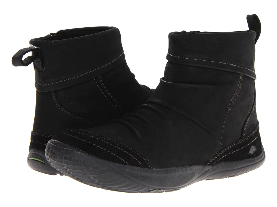 Kalso Earth - Bonanza (Black Vintage Leather) Women
