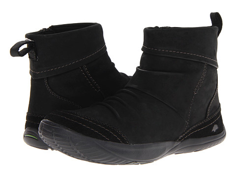 Kalso Earth - Bonanza (Black Vintage Leather) Women's Shoes