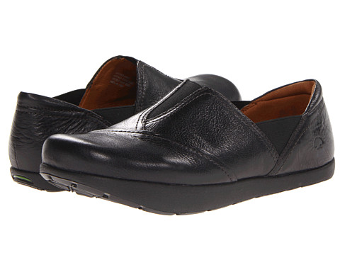 Earth - Trigg (Black Wax Tumbled Leather) Women's Shoes