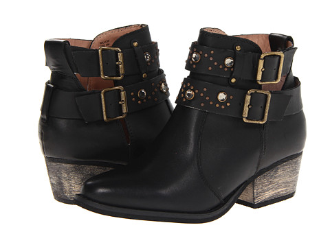 Betsey Johnson - Willow (Black) Women's Boots