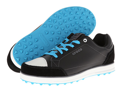 91656871c6b0 UPC 887350032345. ZOOM. UPC 887350032345 has following Product Name  Variations  Crocs Men s Karlson Lightweight Spikeless Golf Shoes - 11  Medium Black Blue ...