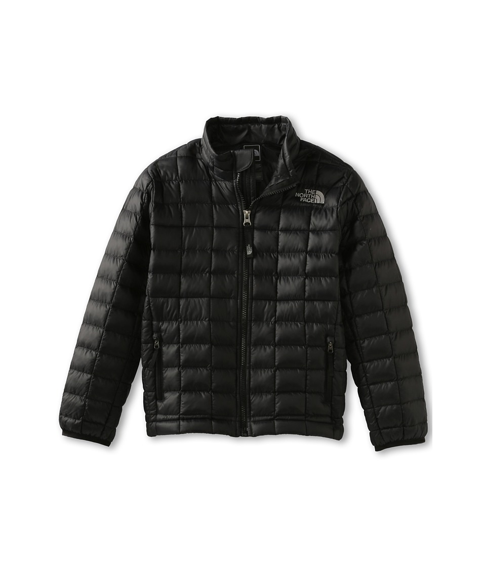 The North Face Kids - Thermoball Full Zip Jacket (Little Kids/Big Kids) (TNF Black) Boy's Coat