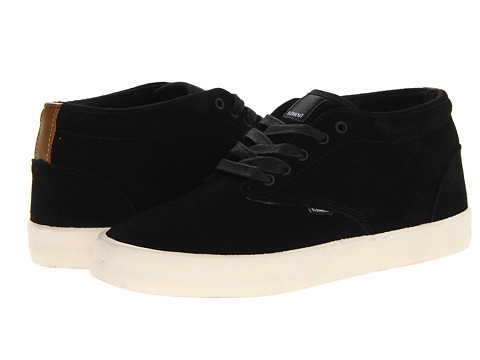 Element - Preston (Black Suede) Men