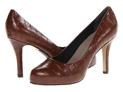 Rockport - Seven to 7 High Plain Pump (Brit Tan) High Heels