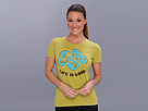 Life is good Sunny On The Inside Creamy Tee