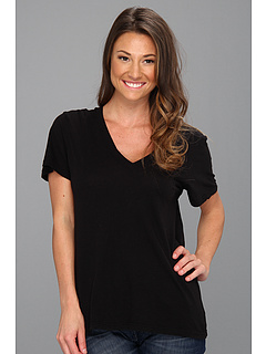 SALE! $16.99 - Save $38 on Velvet by Graham and Spencer Kim02 (Black) Apparel - 69.11% OFF $55.00