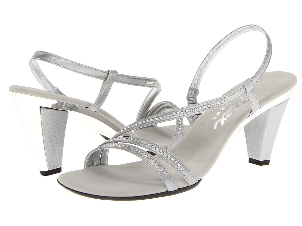 Onex - Magic-3 (Matte Silver) High Heels