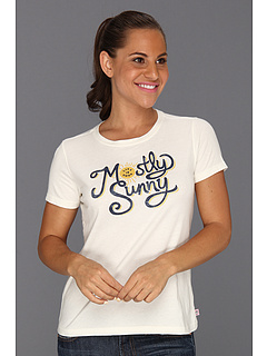 SALE! $14.99 - Save $17 on Life is good LIG Heart Creamy Tee (Simply Ivory) Apparel - 53.16% OFF $32.00