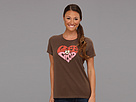 Life is good LIG Heart Creamy Tee